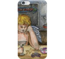 Cupid the Day After iPhone Case/Skin