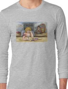 Cupid the Day After Long Sleeve T-Shirt
