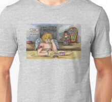 Cupid the Day After Unisex T-Shirt