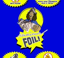 """Weird Al"" Yankovic - Foil by Cray-Z"