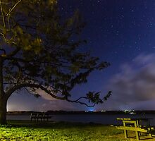 Night at the Causeway by Teale Britstra