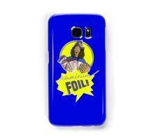 """Weird Al"" Yankovic - Foil Samsung Galaxy Case/Skin"