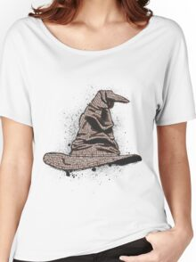 The Sorting Dictionary Hat Women's Relaxed Fit T-Shirt