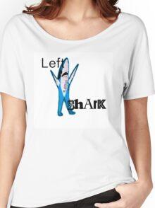 Left Shark #2 Women's Relaxed Fit T-Shirt