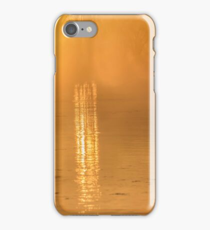 The Arrival Of The Sun iPhone Case/Skin