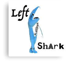 Left Shark 3 Canvas Print