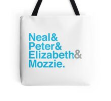 Aliases and Ampersands Tote Bag