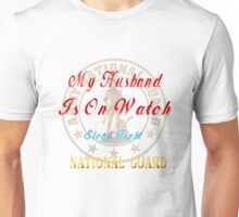 National Guard_My Husband Unisex T-Shirt