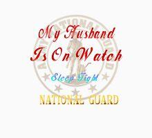 National Guard_My Husband Unisex T-Shirt