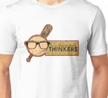 Portland Thinkers Baseball Unisex T-Shirt