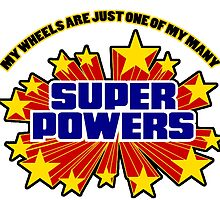 Super Powers by multipleshirts