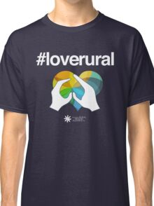 #loverural for dark backgrounds Classic T-Shirt