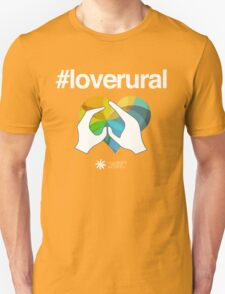 #loverural for dark backgrounds T-Shirt