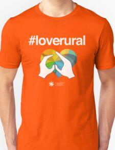 #loverural for dark backgrounds T-Shirt