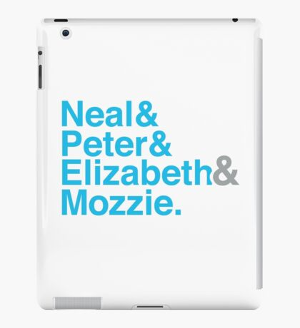 Aliases and Ampersands iPad Case/Skin