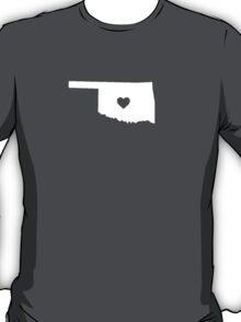 Oklahoma Heart T-Shirt