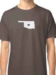 Oklahoma Heart Classic T-Shirt