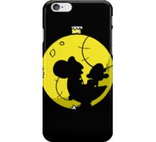 Crayon Moon iPhone Case/Skin