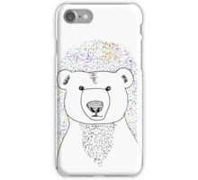 bumble bear iPhone Case/Skin