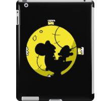 Crayon Moon iPad Case/Skin