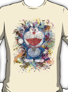 Doraemon Full Colors  T-Shirt