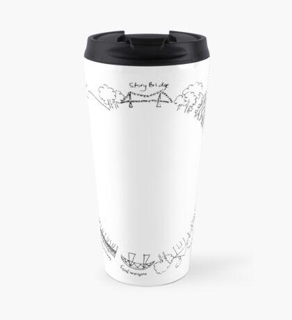 BrisVegas 1 - I love you Travel Mug