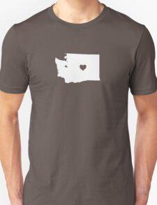 Washington Heart T-Shirt