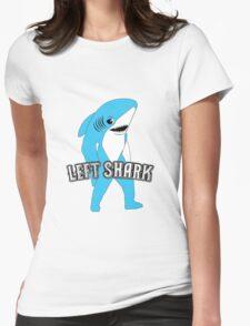 Left Shark  - Super Bowl Halftime Shark 2015 Womens Fitted T-Shirt
