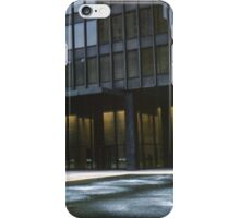 Seagram Plaza iPhone Case/Skin