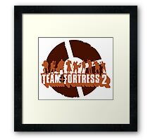 Team Fortress 2 Framed Print