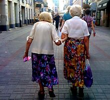 Grannies by Nalinne Jones