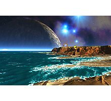 Portal World Photographic Print