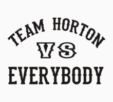 Team Horton One Piece - Long Sleeve