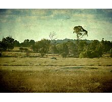 Racecourse Lagoon, Uralla, New South Wales Photographic Print