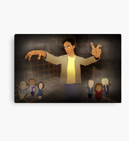 Abed's Dream Canvas Print