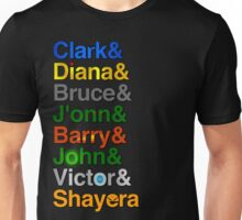 Just Us Names Unisex T-Shirt