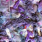 Purple II by Christine Jones