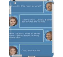 Cory in the House nintendo DS iPad Case/Skin