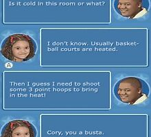 Cory in the House nintendo DS by atlas1