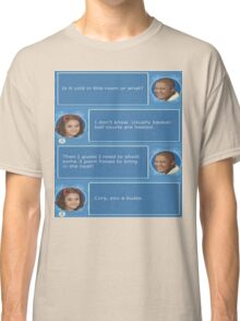 Cory in the House nintendo DS Classic T-Shirt
