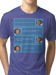 Cory in the House nintendo DS Tri-blend T-Shirt