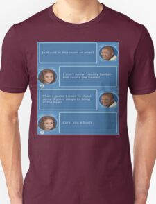 Cory in the House nintendo DS Unisex T-Shirt