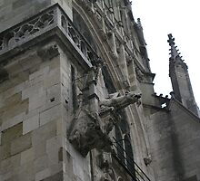 Gargoyle by MCCarruthers