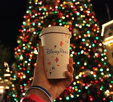 Coffee, Christmas, and Disney Magic. by CarolynBurt