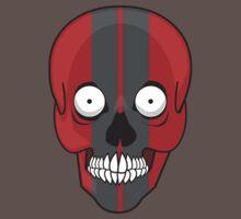 Red Skull by FrankHanker
