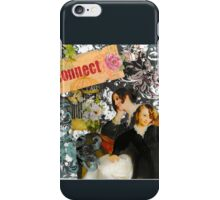 Connect iPhone Case/Skin