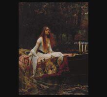 The Lady of Shalott by Kirbycowz