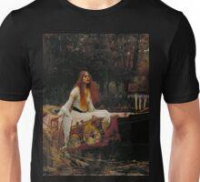The Lady of Shalott Unisex T-Shirt