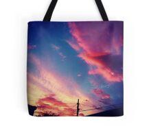 Sunset in Hermosillo Tote Bag