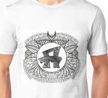 Ornate Pattern A Unisex T-Shirt
